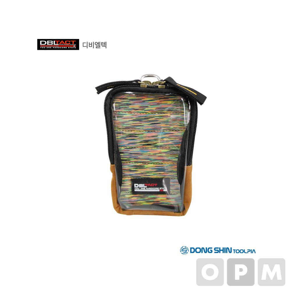 파우치 클리어커버(스판) MSK05-KY 형광 155x95x30