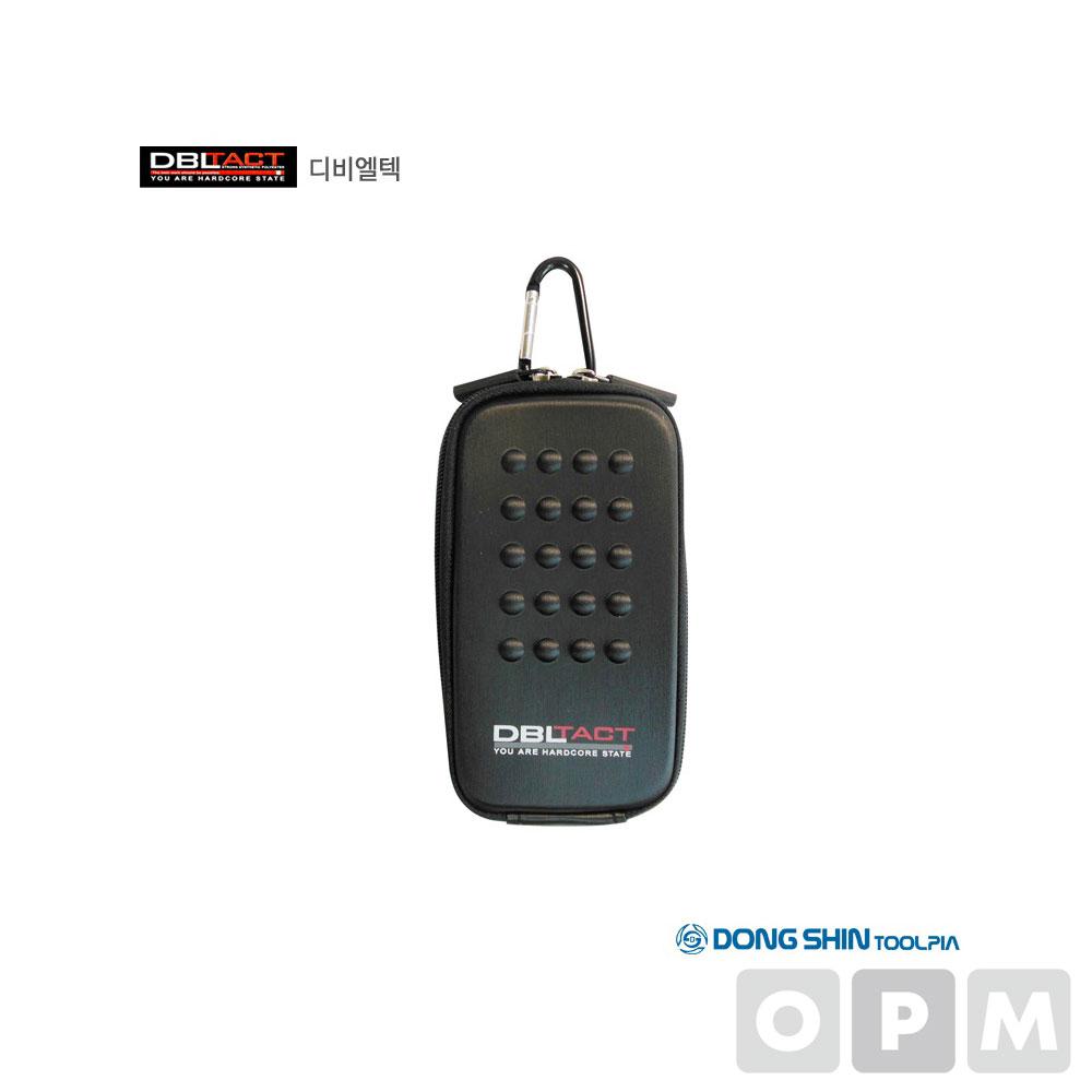 파우치 슬림타입(폴리) MSK-BK 검정 175x95x25