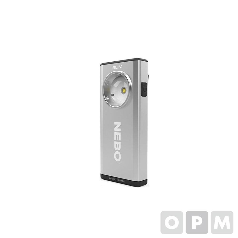 충전식 LED 라이트 NE6694 SLIM (색상랜덤)