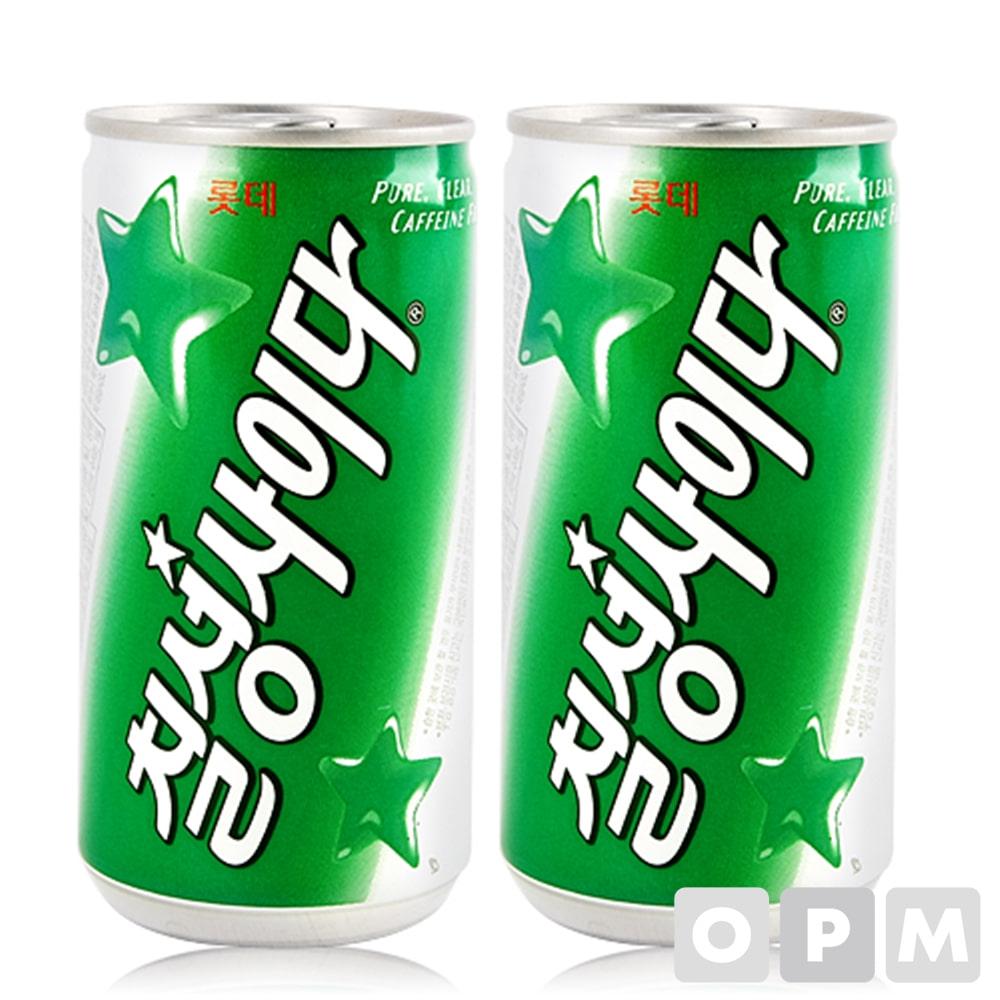 음료수 ( 롯데/칠성사이다/190ml ) 주문단위 90개