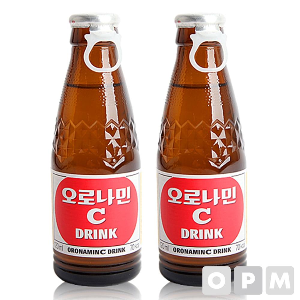음료수 ( 동아/오로나민C/120ml ) 주문단위 50개