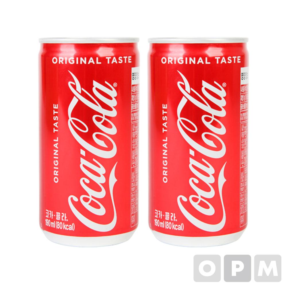 음료수 ( 코카콜라/190ml ) 주문단위 90개