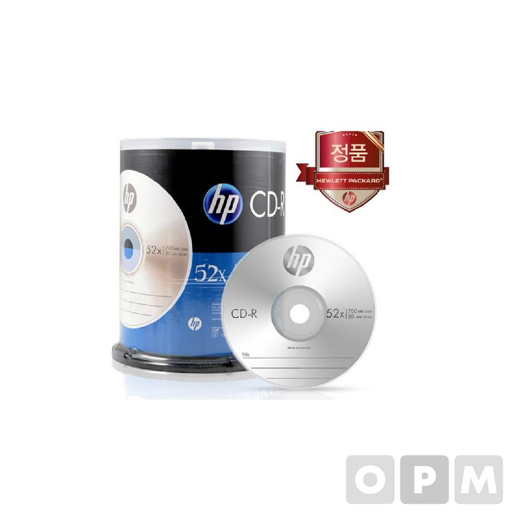 HP CD-R 100P