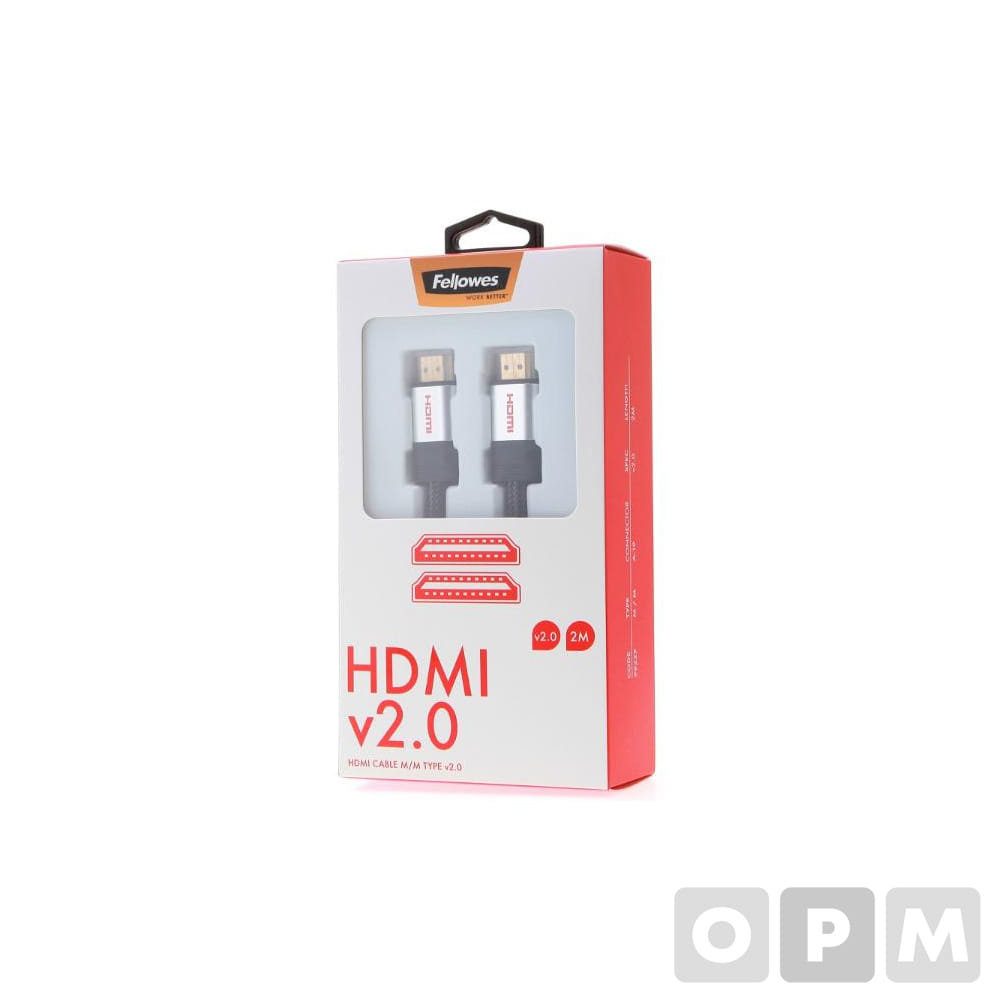 펠로우즈 HDMI케이블 2.0 / 2M