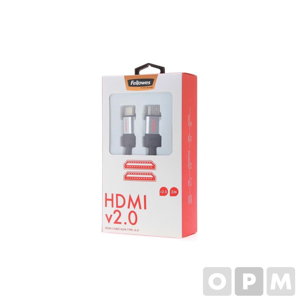 펠로우즈 HDMI케이블 2.0 / 3M