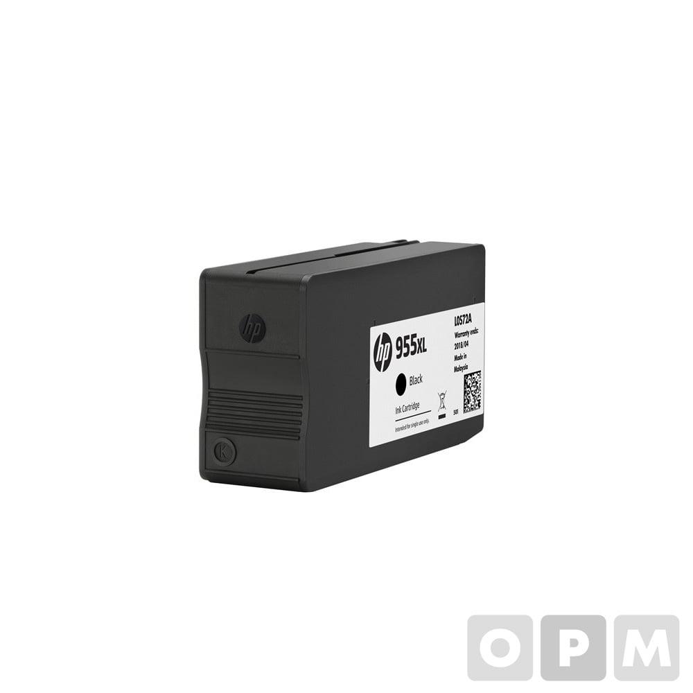 HP잉크(L0S72AA/NO.955XL/검정/2000)