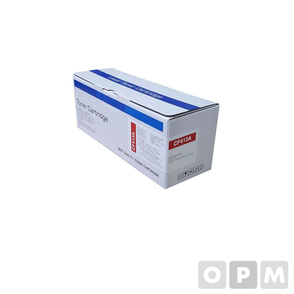 재생토너(HP-CF413A/빨강)