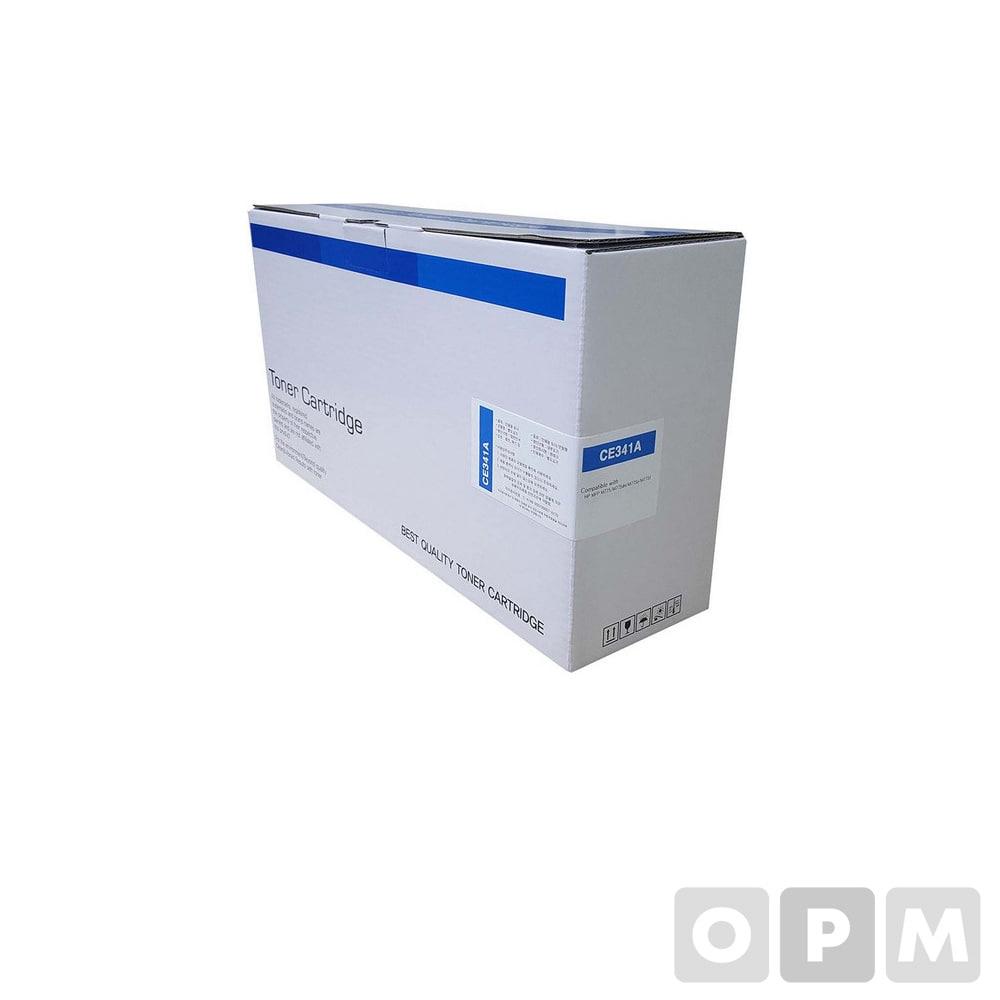 재생토너(HP-CE341/파랑)