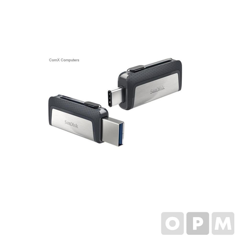 샌디스크 USB메모리 DDC2 OTGC타입  SDDDC2-128G-G46