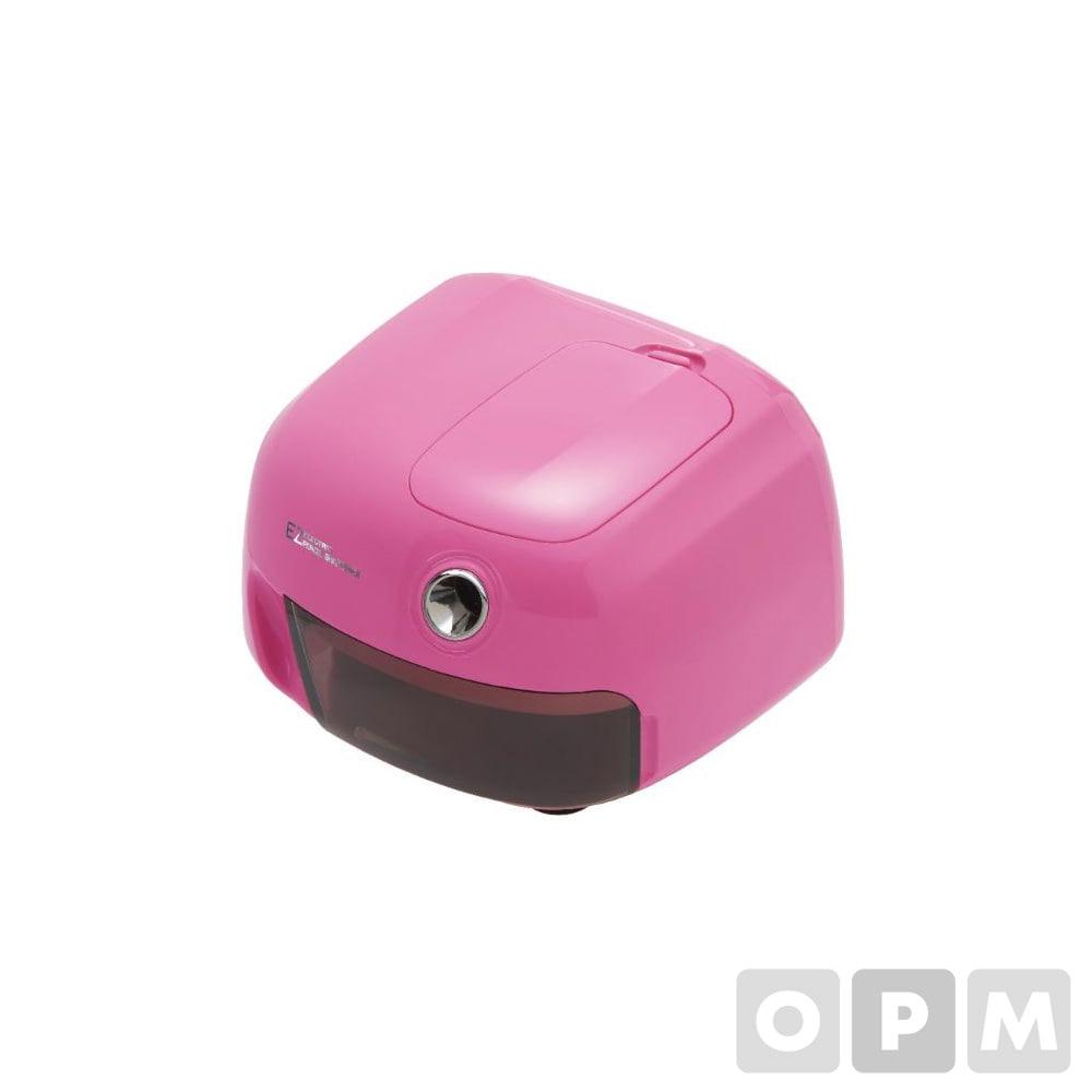 카파맥스 이지전동연필깎이 핑크(161x134x105)