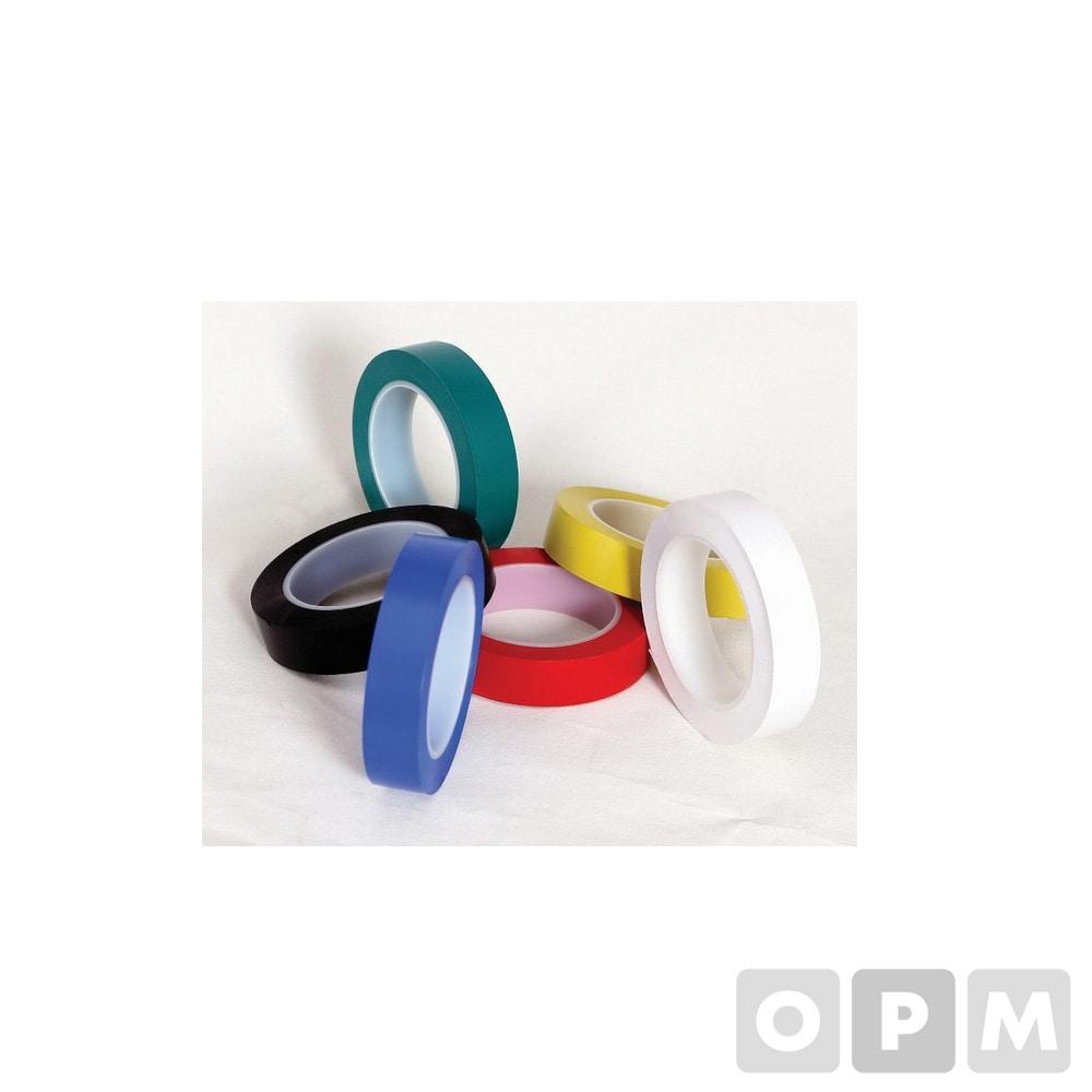 바닥라인 테이프 공업용 청색 2개입(25mmX33M)