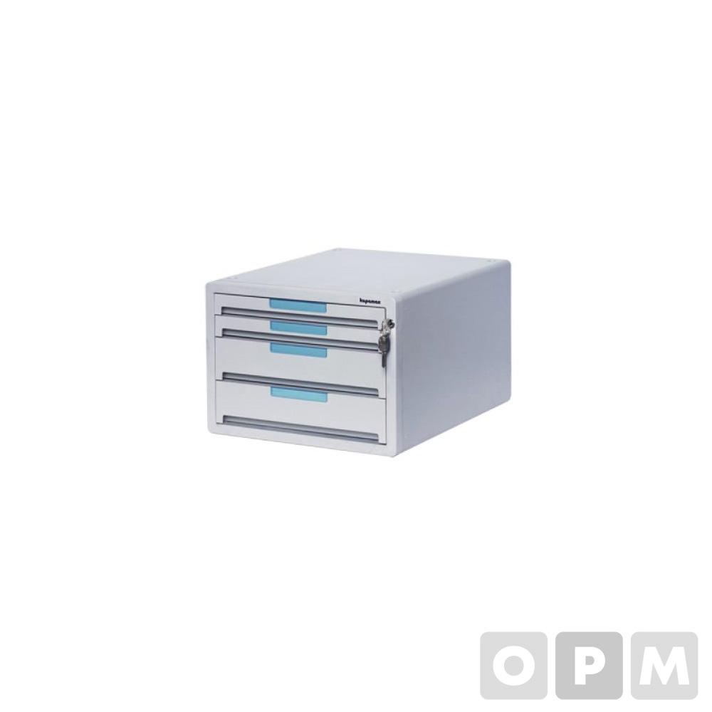 카파맥스 프라노-2 4단 키서류함(299x359x214)