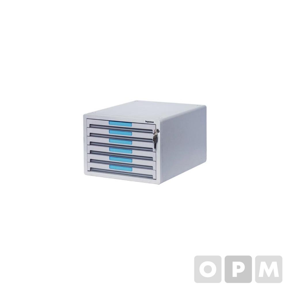 카파맥스 프라노-2 6단 키서류함(299x359x214)
