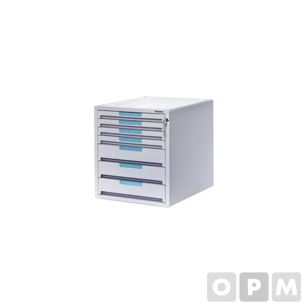 카파맥스 프라노-2 7단 키서류함(299x359x336)