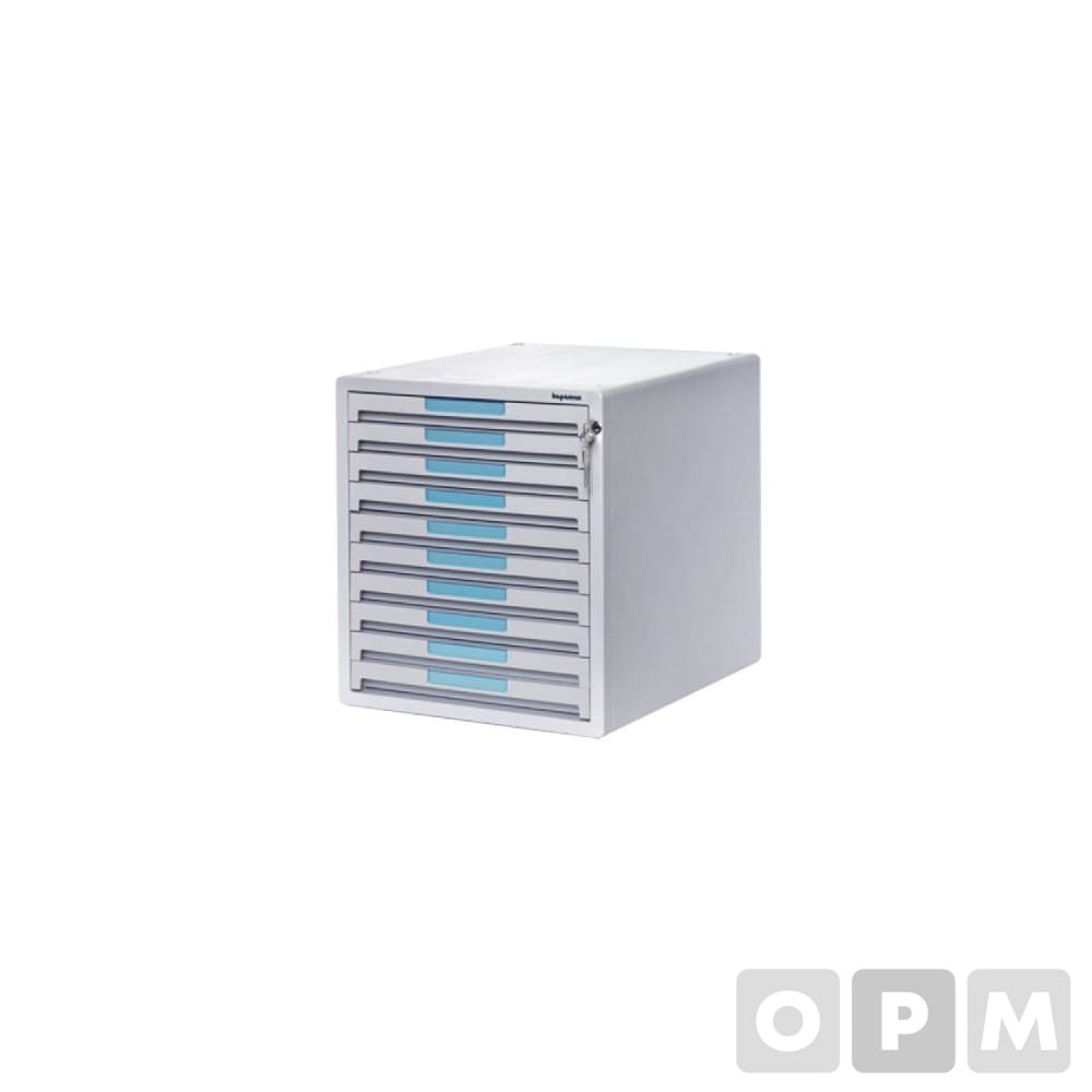 카파맥스 프라노-2 10단 키서류함(299x359x336)