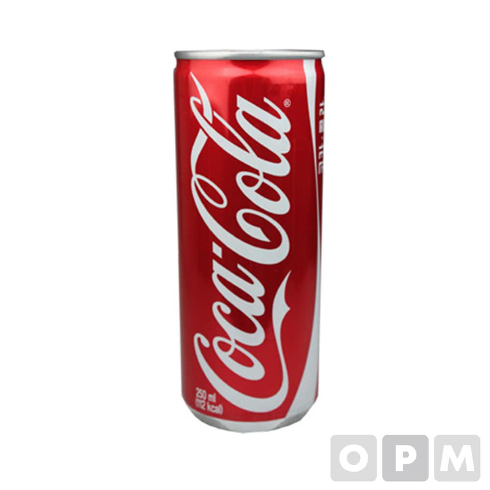 코카콜라(250ML캔) 250ml×30개/BOX