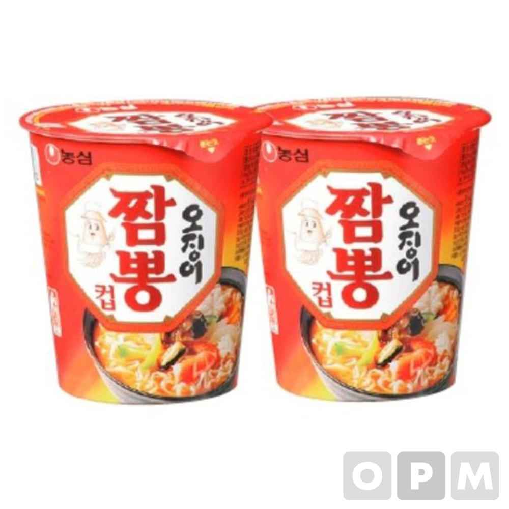 농심 오징어짬뽕컵 30개/BOX