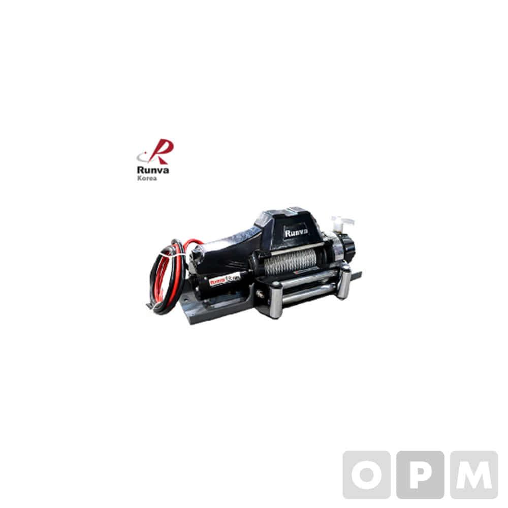 런바 차량용 DC 윈치 12V/24V EWB-12500F