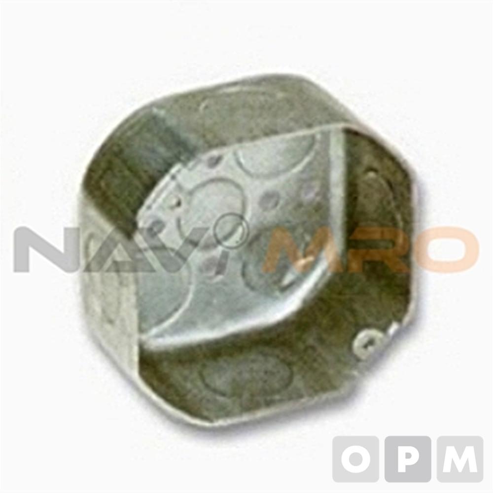 스위치 8각박스 /1EA/재질 철/사이즈(mm) 54
