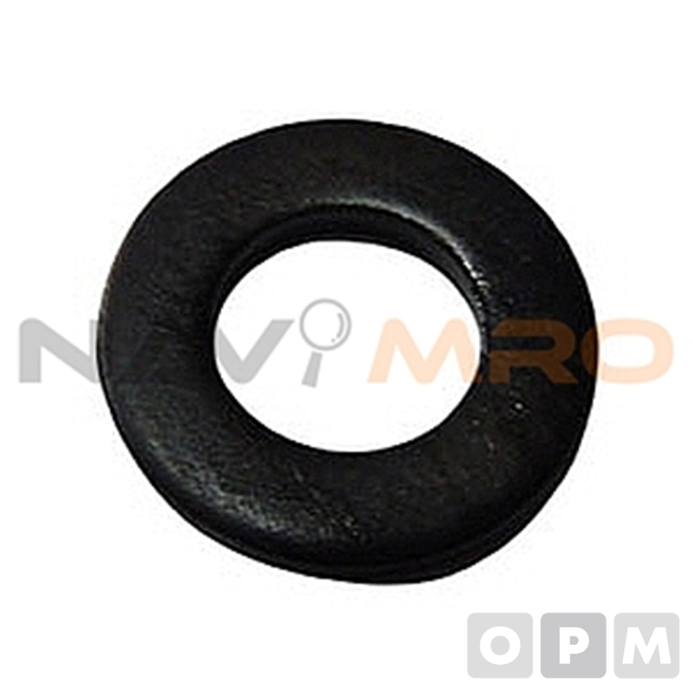 고장력 평와샤 (M6-M16) /1PK(100EA)/색상 검정/규격(mm) M 8 /두께(T):2