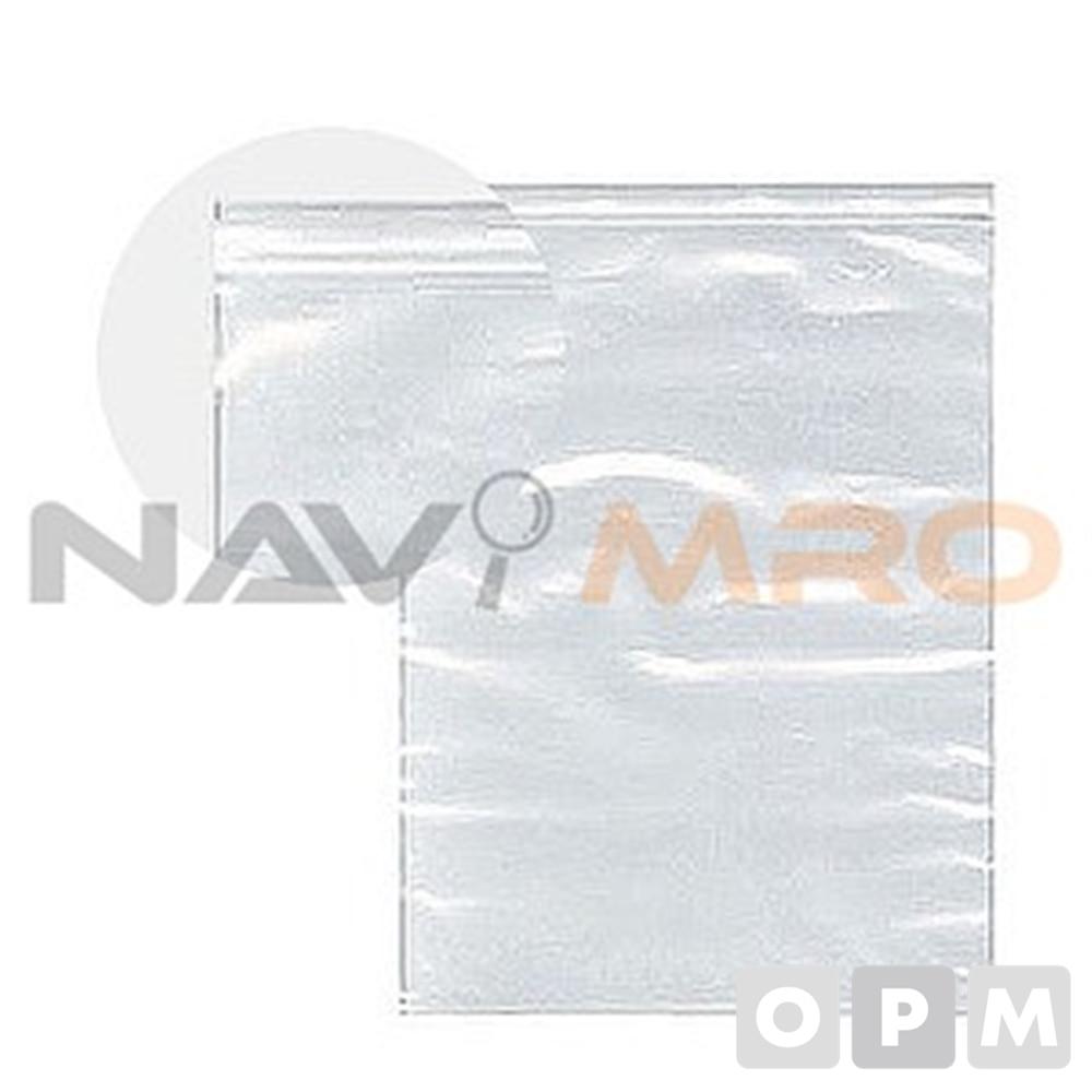 지퍼백(소) 1PK(100EA) (HxWcmx두께mm) 8x5.5x0.05