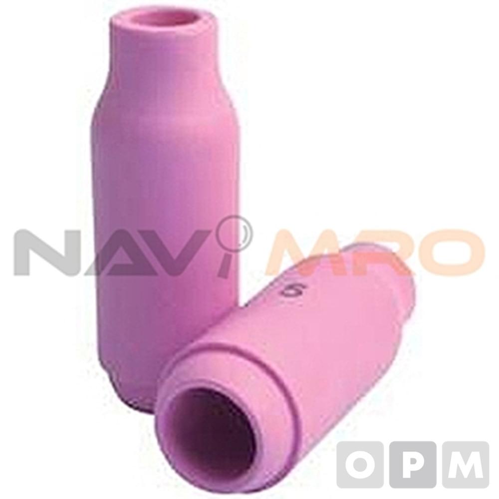 알곤 세라믹 노즐 (350A 일반) BS-35/1PK(10EA)/규격(#) 8/규격(mm) 12.5 규격(mm):12.5/길이(mm):47/