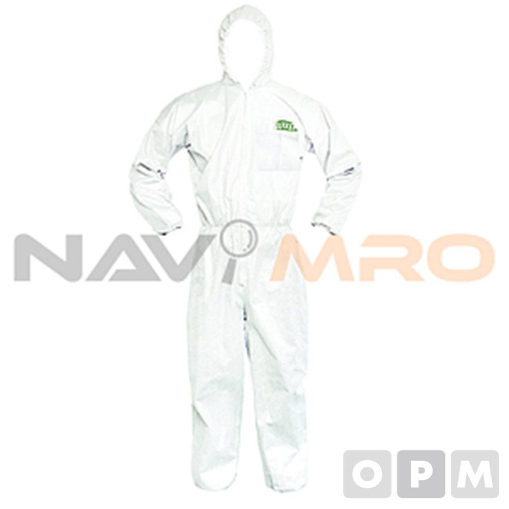원피스 보호복 (CS) CS/1BOX(24벌) 사이즈:2XL/색상:흰색/