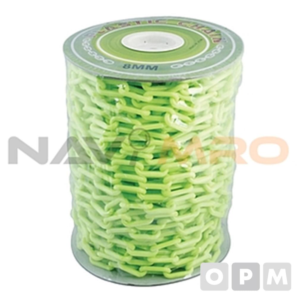 플라스틱 체인 1BOX(2EA)/규격(mmxM) 8x50