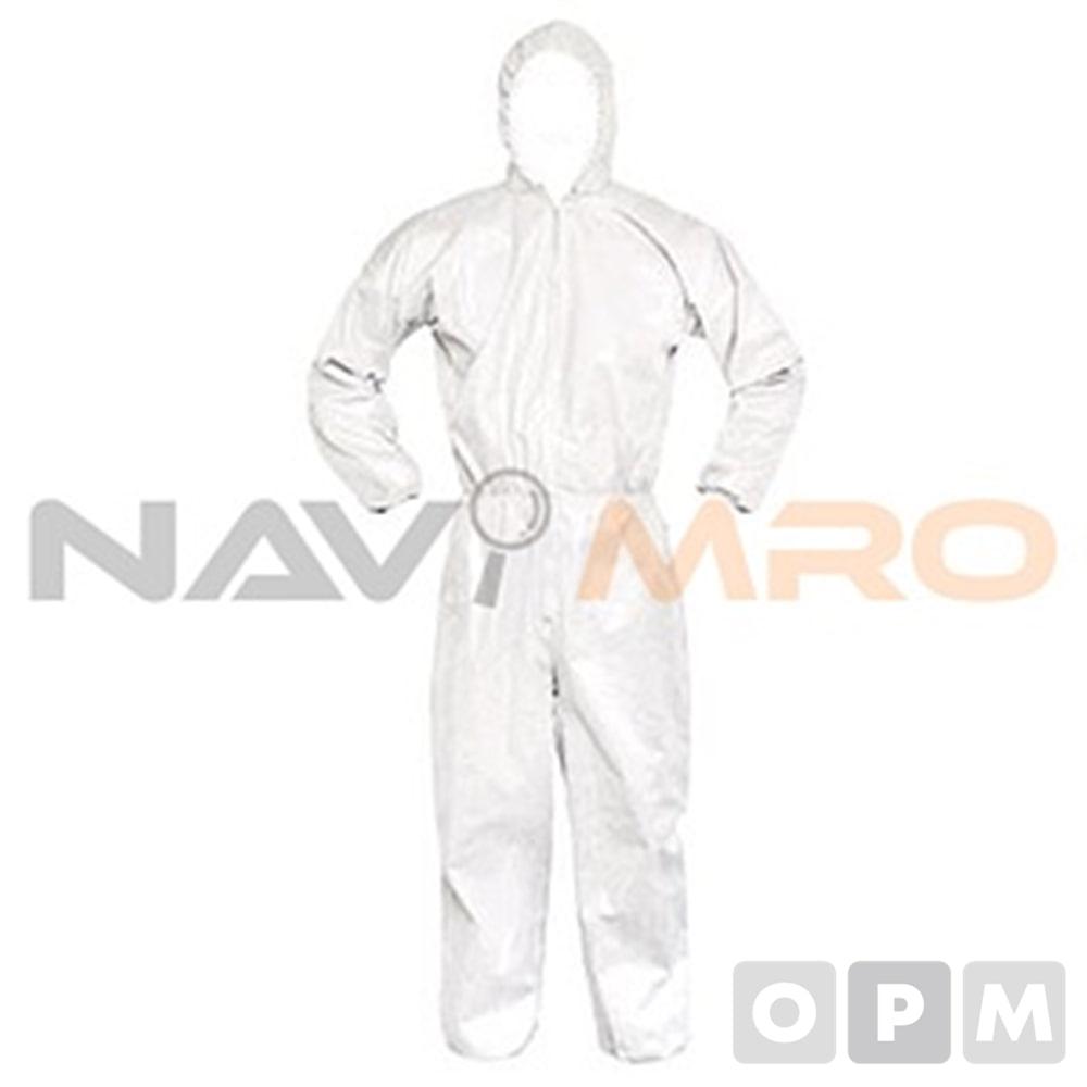 원피스 작업복 /1벌/사이즈 XL/색상 흰색