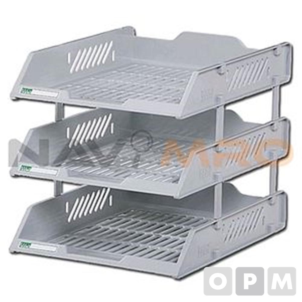 3단 서류받침 CA601/1EA /재질:HIPS/