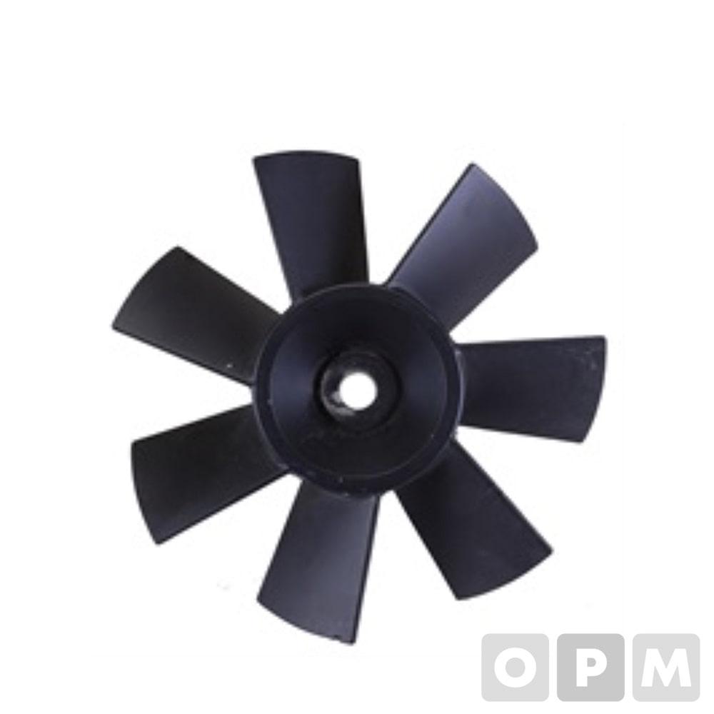 """포터블팬날개/ BS-25/ 10""""(날개250mm/ 풍량3300㎥/ h)"""