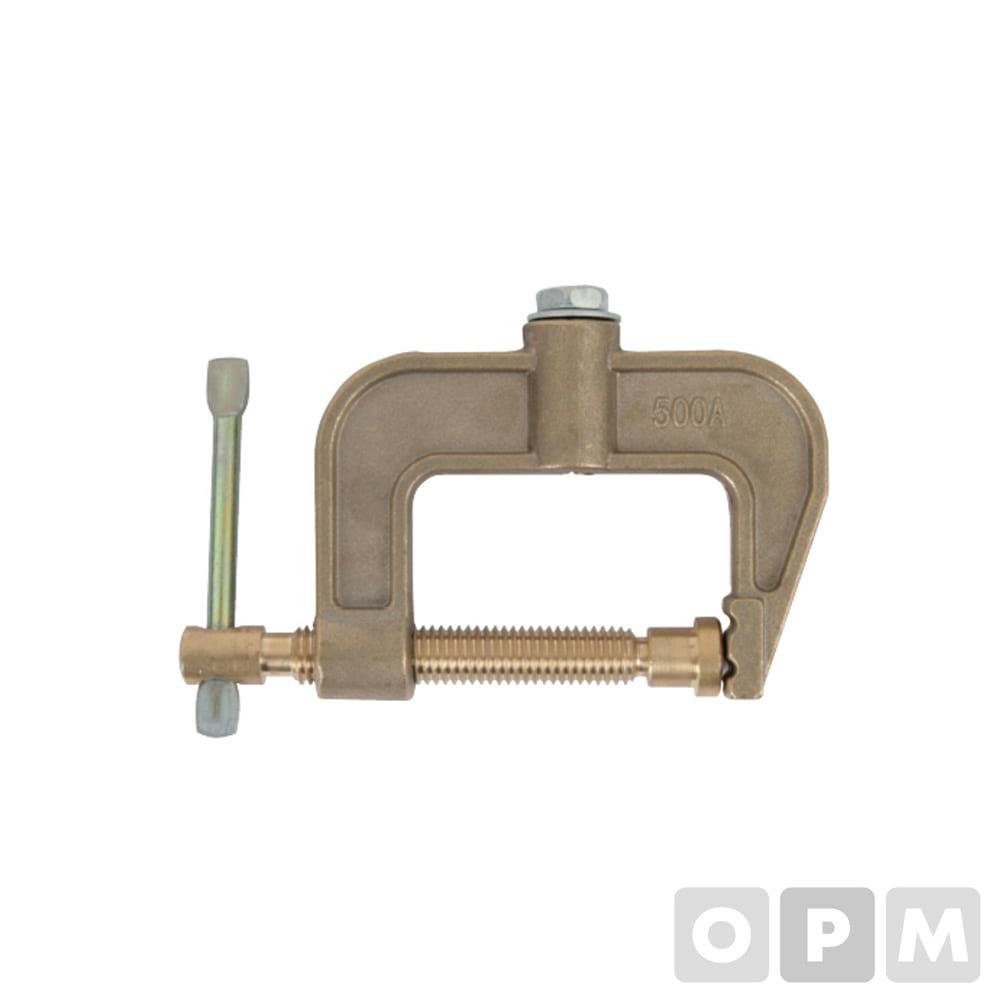 어스클램프/ BEC-500A/ 500A