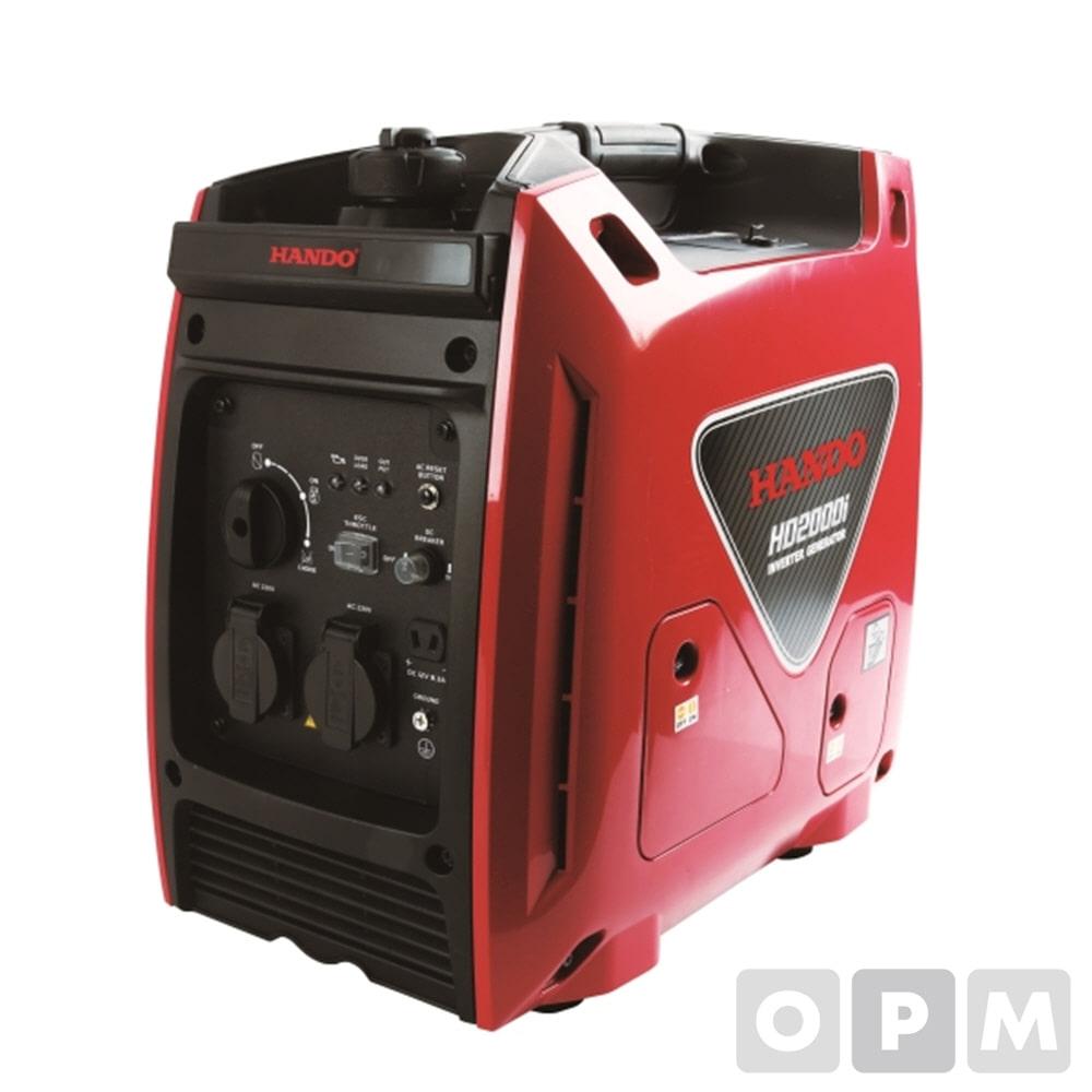 인버터발전기(2kw 고급형) HANDO-RATO