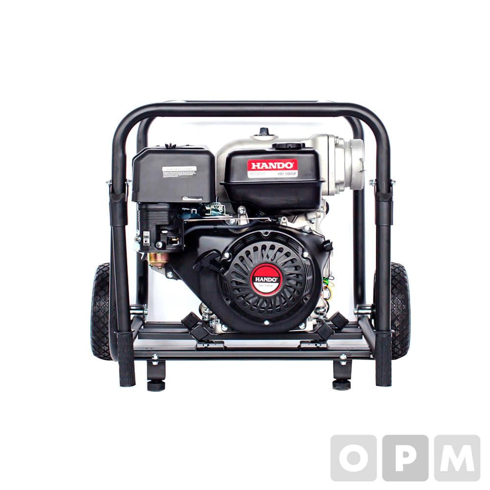 """슬러리양수기(4인치) HD-100SP/ 100mm(4"""") 1000L"""