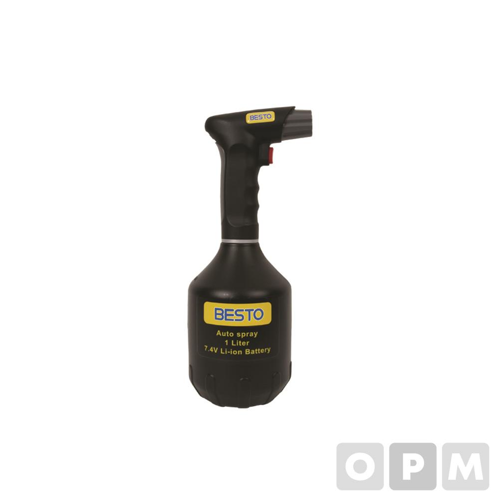 전동분무기(7.4V 충전식타입) B-AUTO SPRAY 7.4(리튬배터리/ 충전기 별매