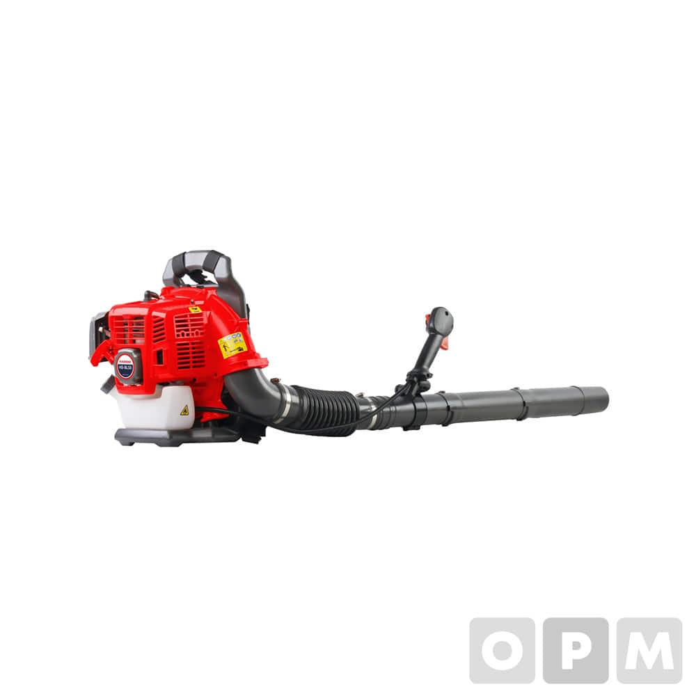블로워(엔진)(배부식) HD-BL50/ 42.7cc 7.8kg 1.25kw 0.25m³/ s(풍량)
