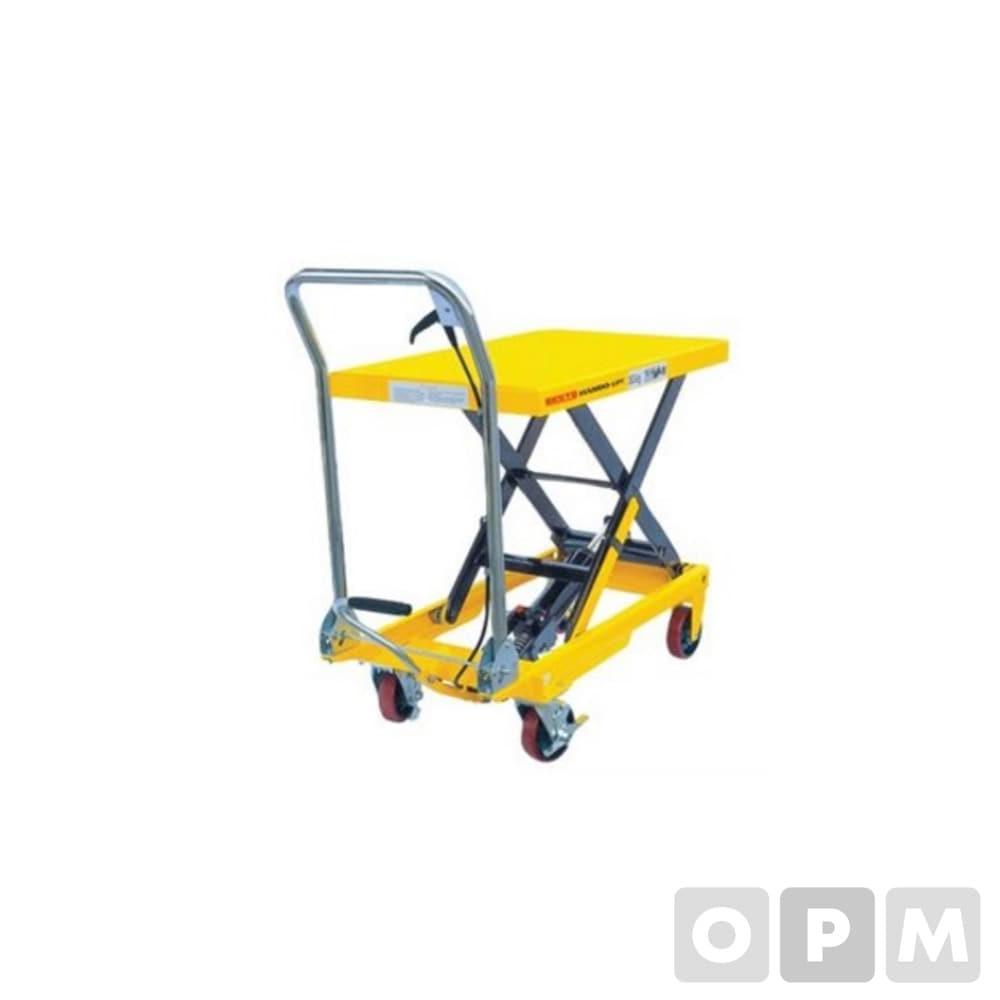리프트테이블/ M-SP150/ 150Kg 700x450