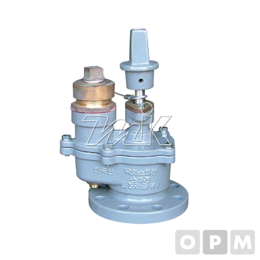 [반품불가] 옥외소화전 지하식F형 100A(단구)