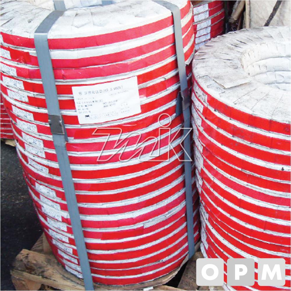 철밴딩 1T*25m(1롤-40kg)