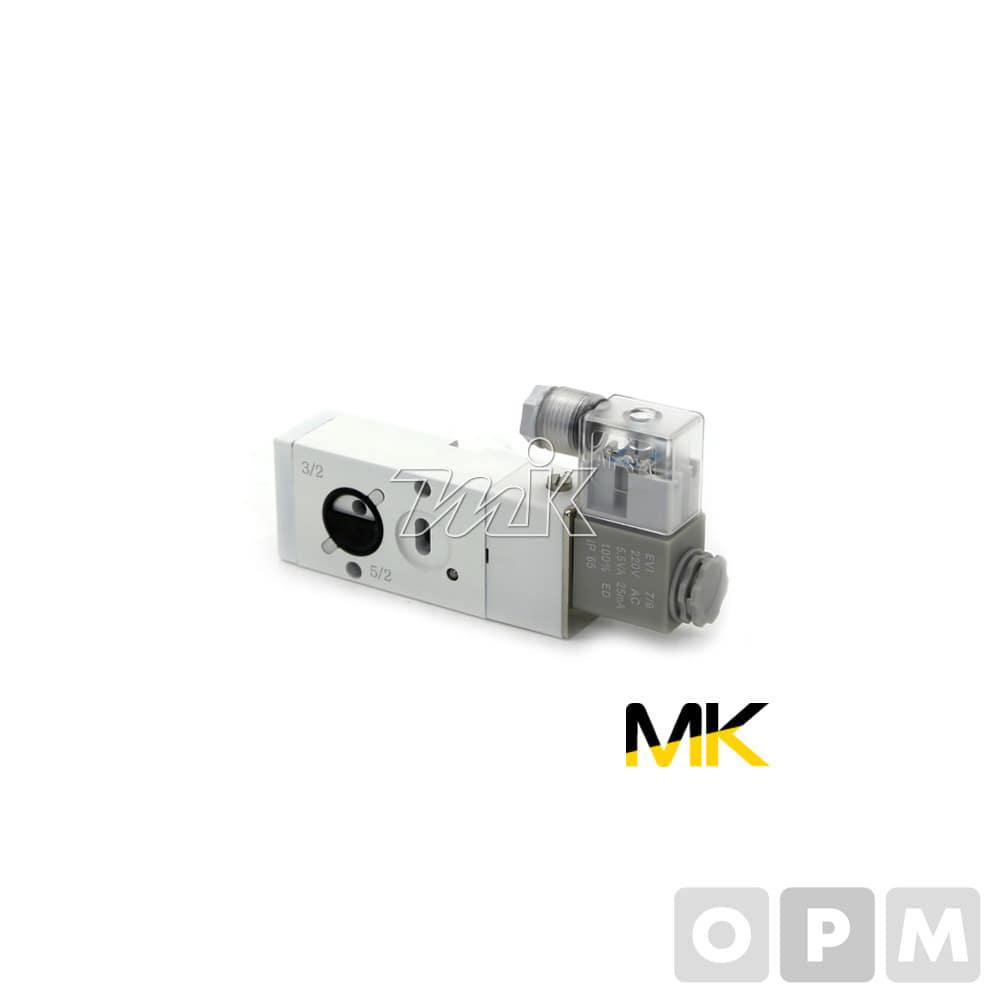 공압용 솔레노이드밸브(MK) DC 12V
