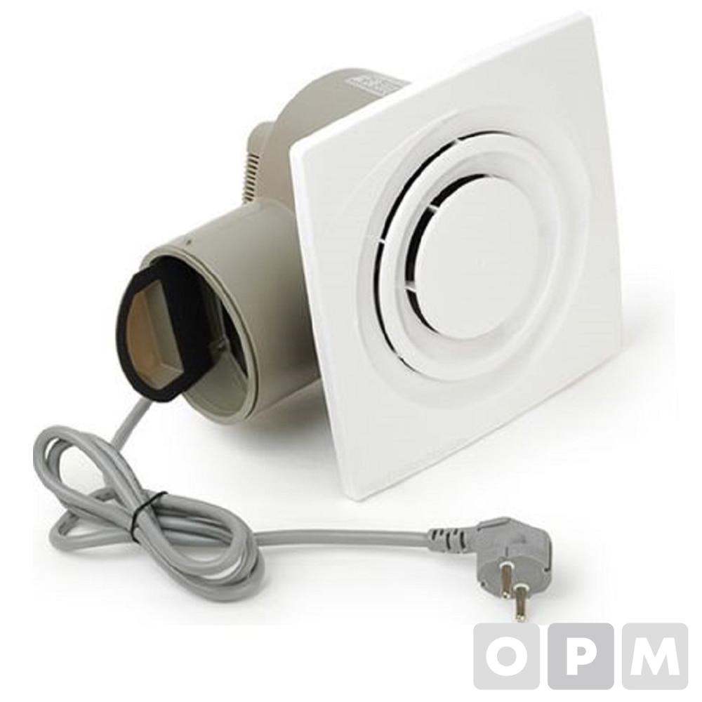 DSF-NTD(플러스) 도스코산업 욕실용 저소음 고풍량 환풍기