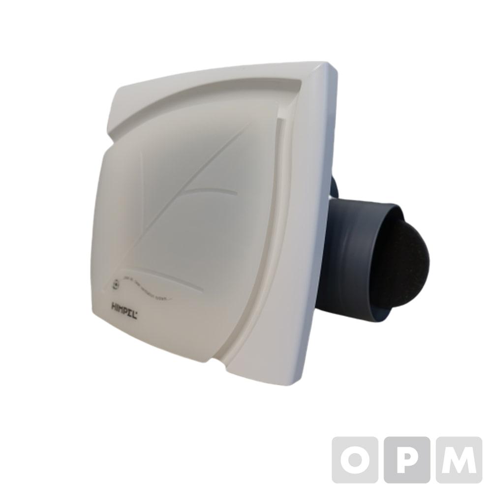 C2-100LW 플렉스 환풍기(나뭇잎무늬) 단상 1개/박스