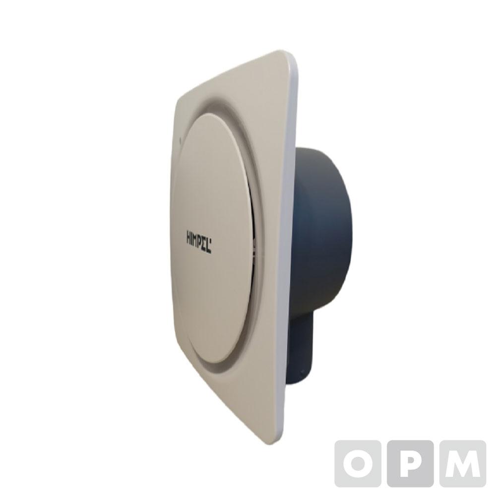 C2-100LM 플렉스 환풍기(M그릴 타입) 단상 1개/박스