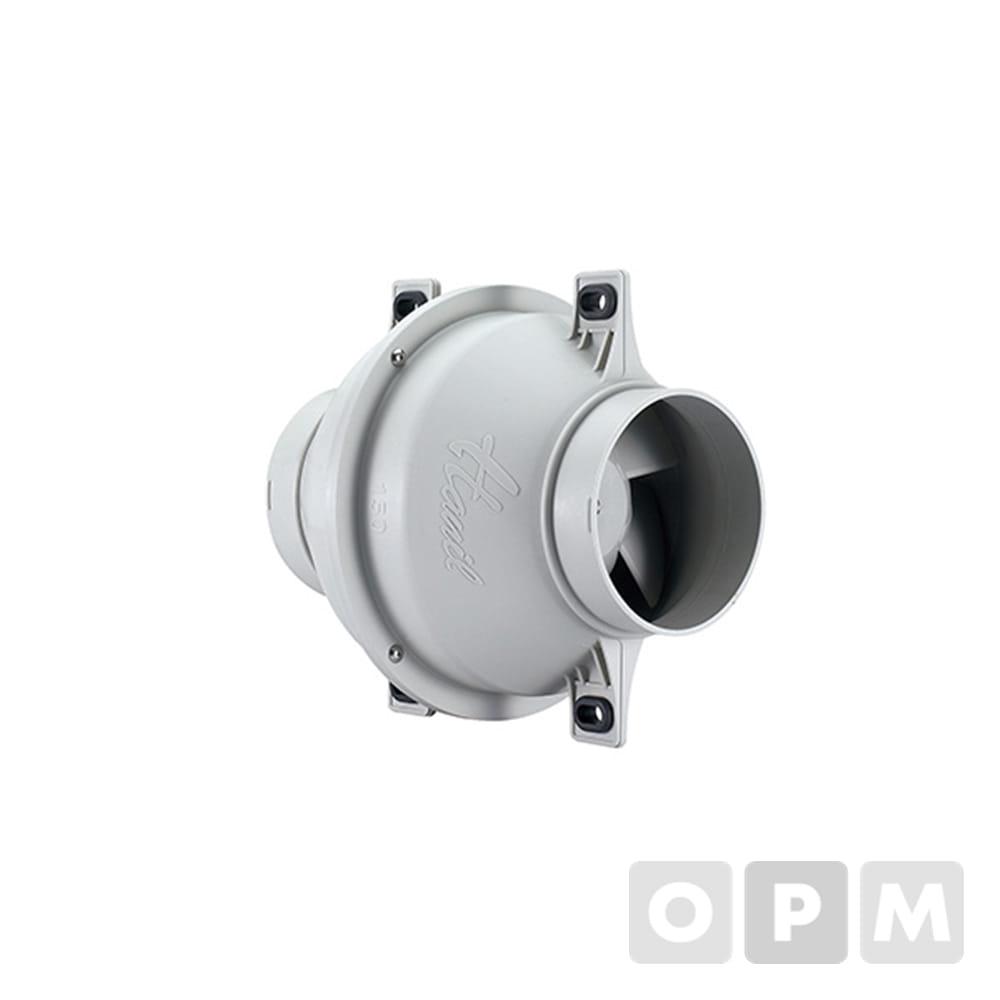 한일전기 방수인라인팬 HIF-W150 1파이