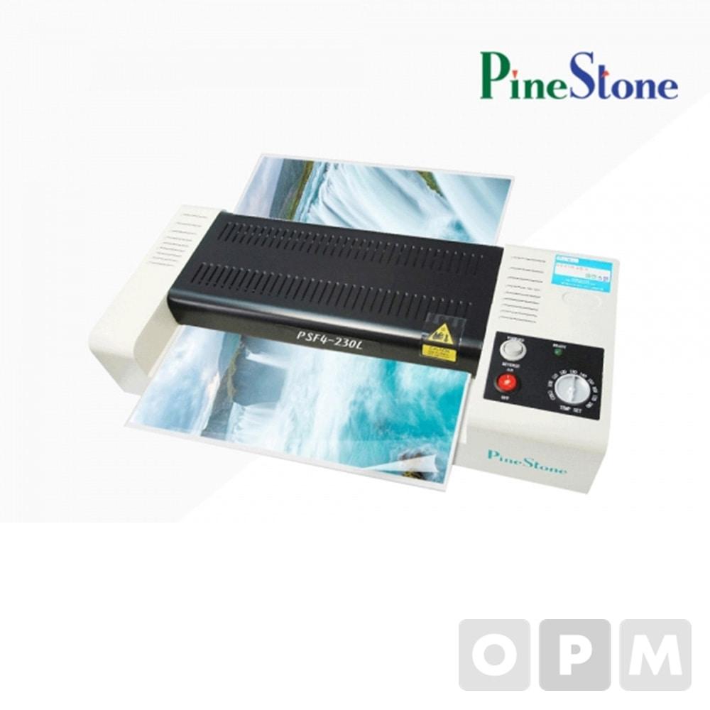 파인스톤 코팅기 PSF4-230L