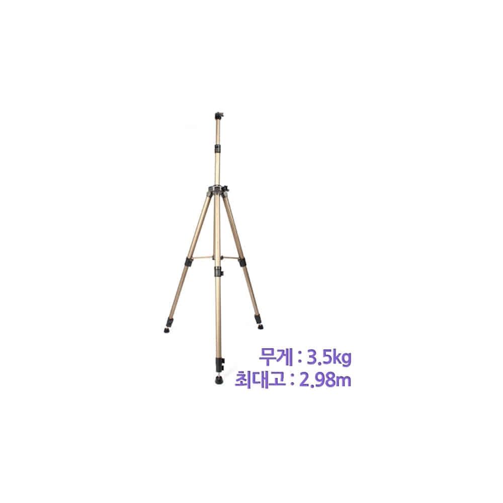 [코세코] EV-38A 레이저레벨 삼각대