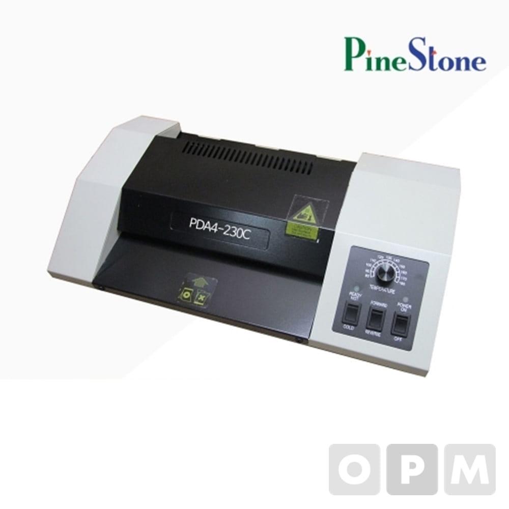 파인스톤 코팅기 PDA4-230C