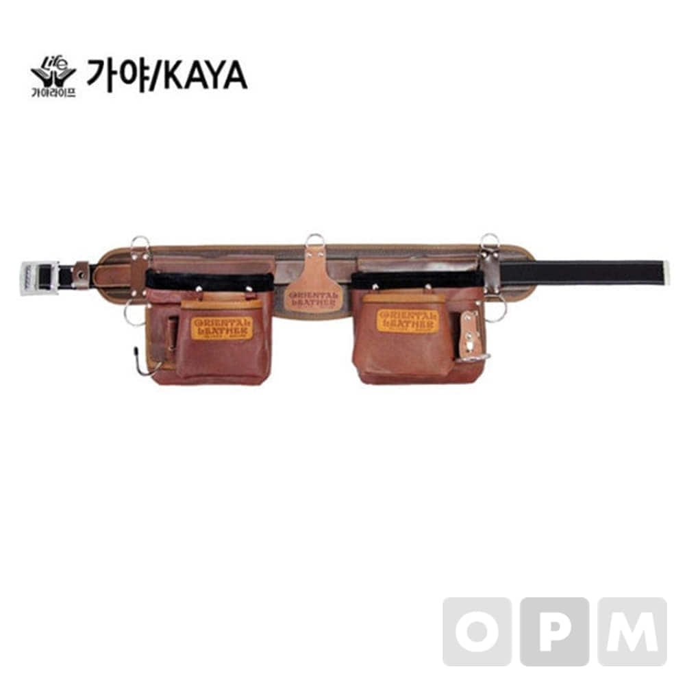 가야라이프 프로페셔널공구집 공구 벨트세트 OL-300