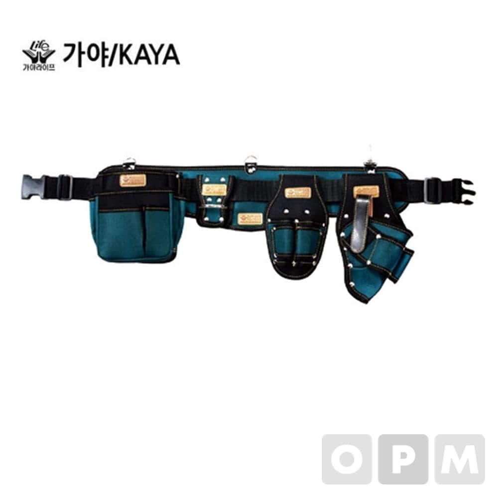 가야라이프 다용도폴리공구집5종세트 벨트세트 KL-500