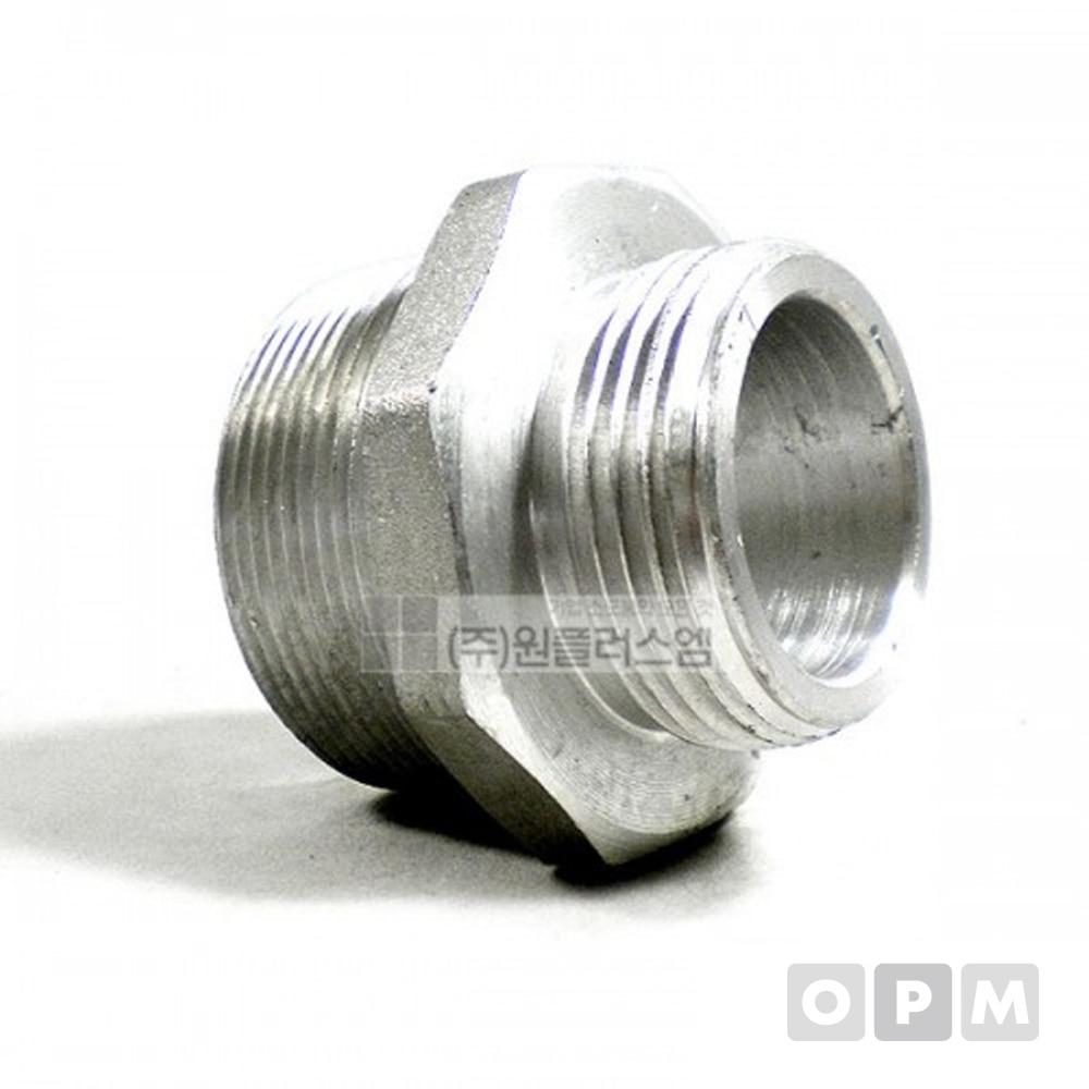 소방연결구(G타입) PT 50A × 소방 40A (겉×겉)